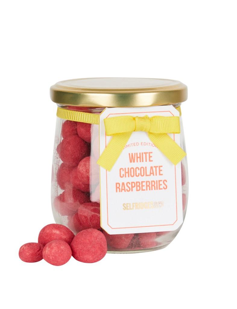 White Chocolate Raspberries {exclusive}