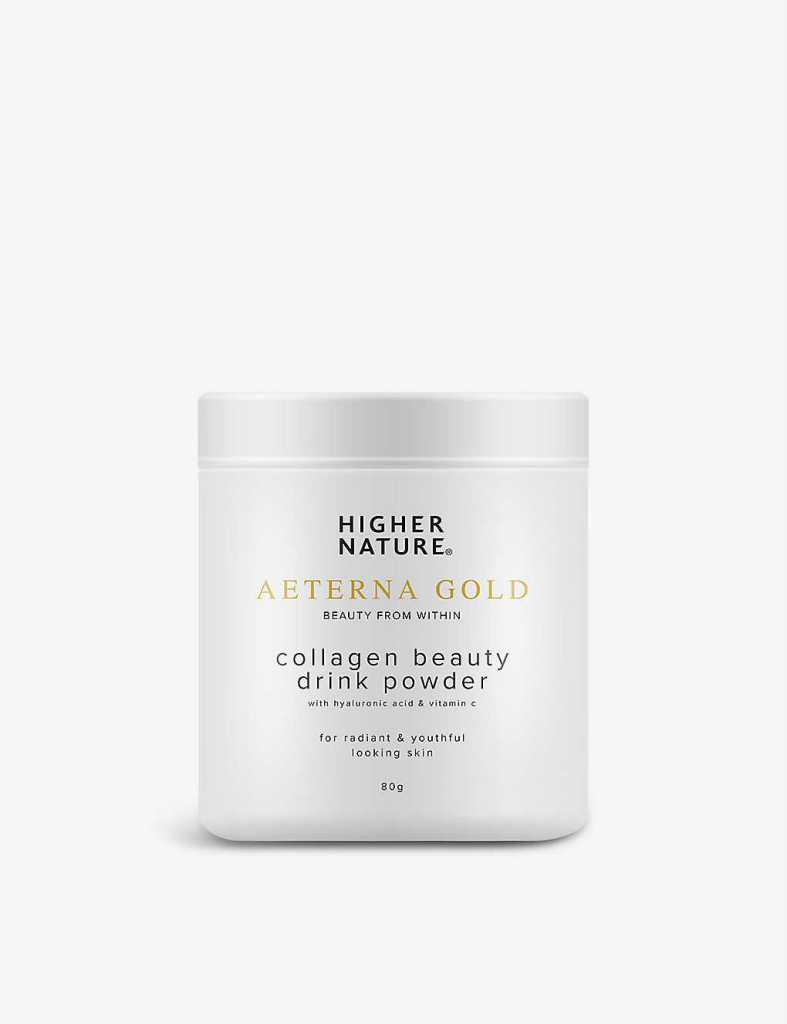 Aeterna Gold Collagen Beauty Drink Powder